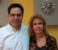 Chris and Karen Thomas